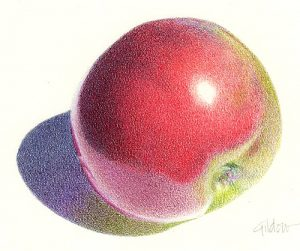 redgreen-apple