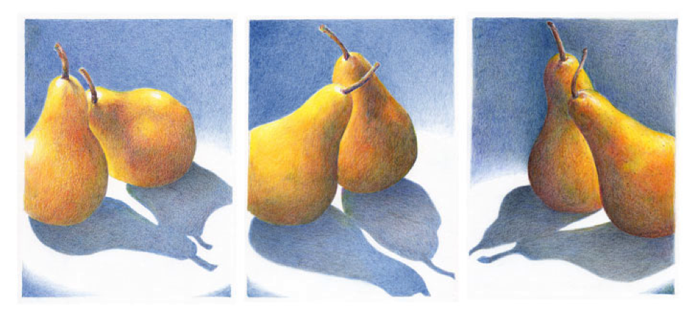 Waltz of the Bosc Pears
